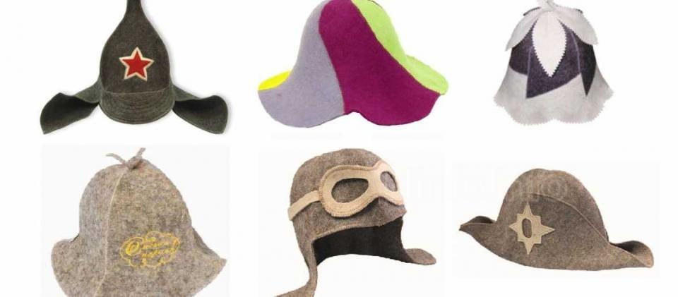 Фетровая шапка для сауны - один из важнейших аксессуаров посещения бани.