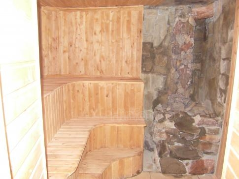 Баня на дровах * Тернополь