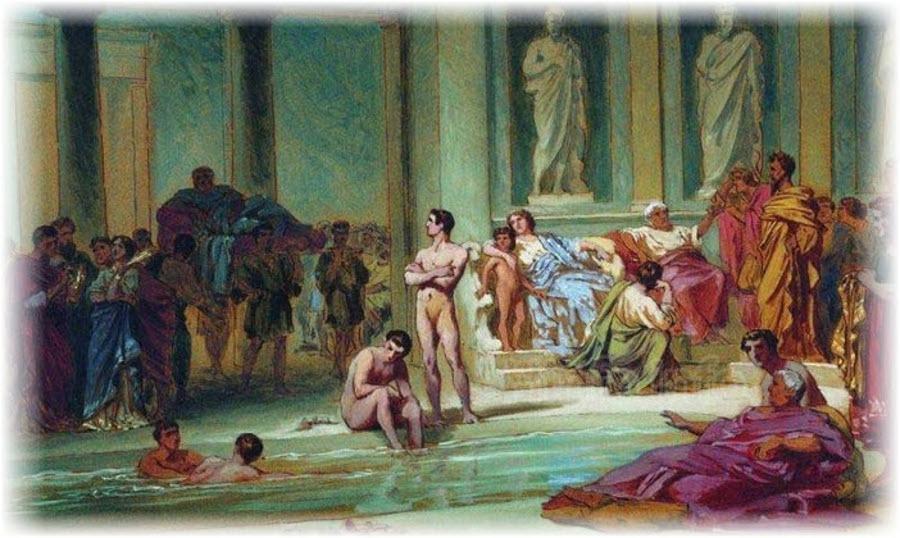 Римская терма